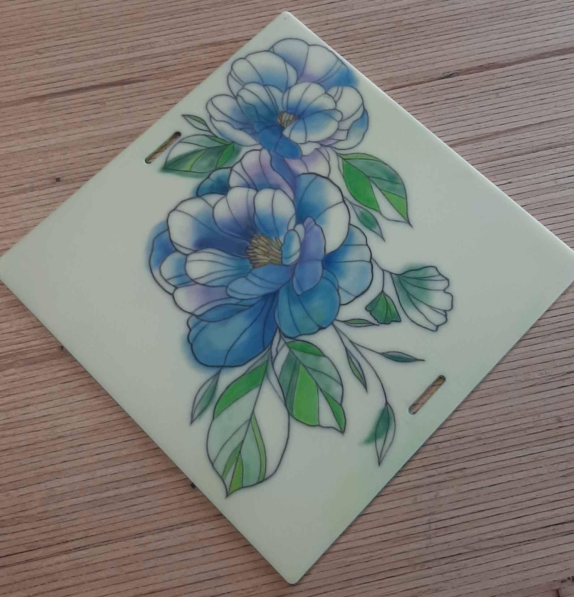Formation tatouage floral couleur CTA