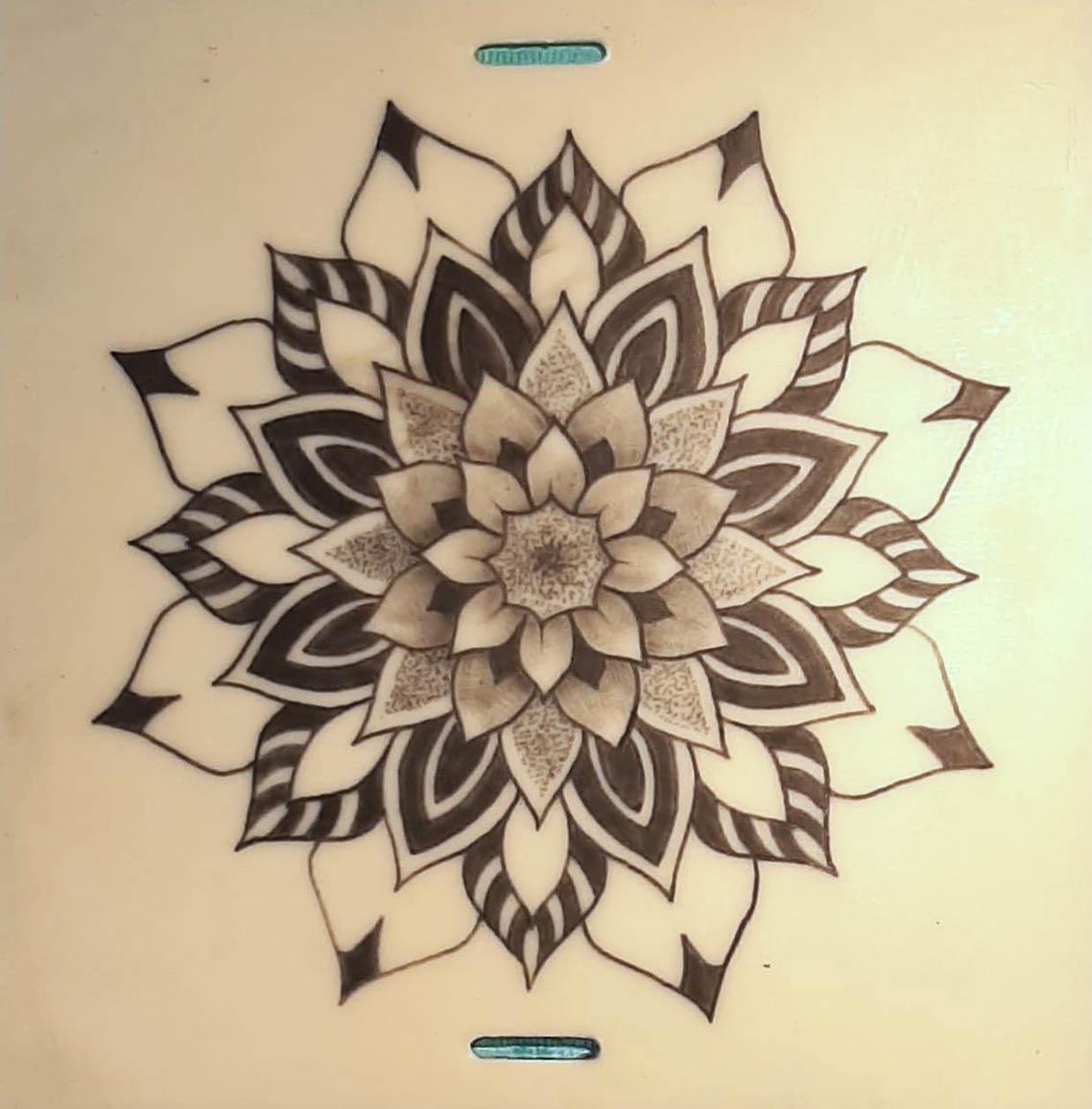 Apprentissage tattoo mandala CTA
