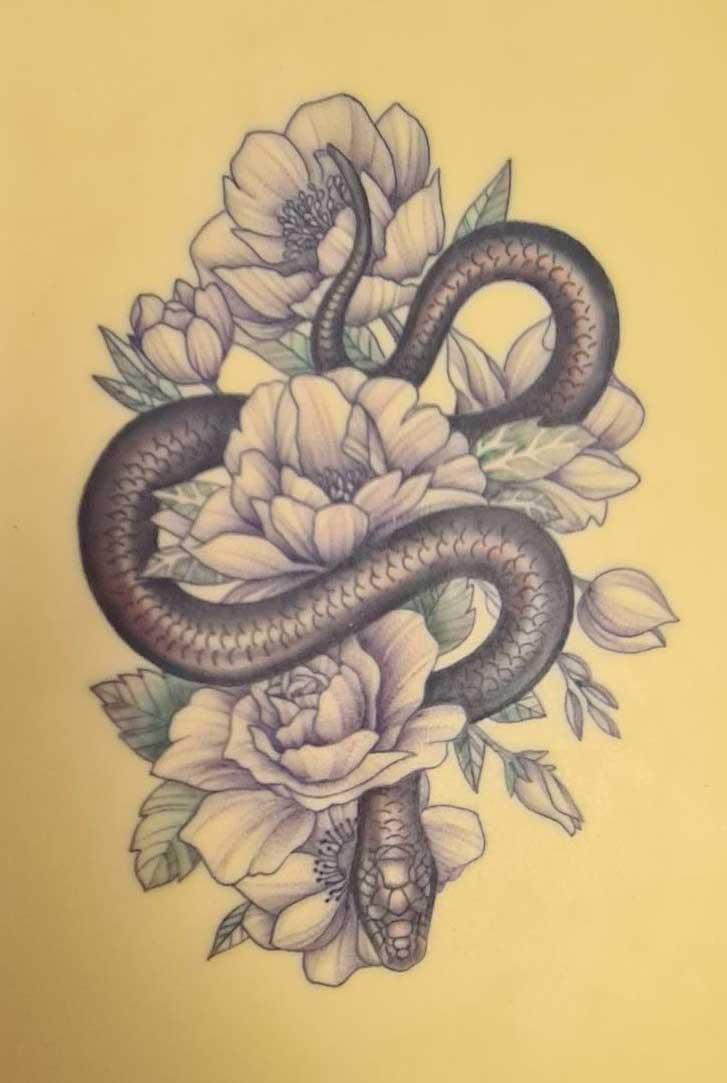 tattoo-skin-mamba