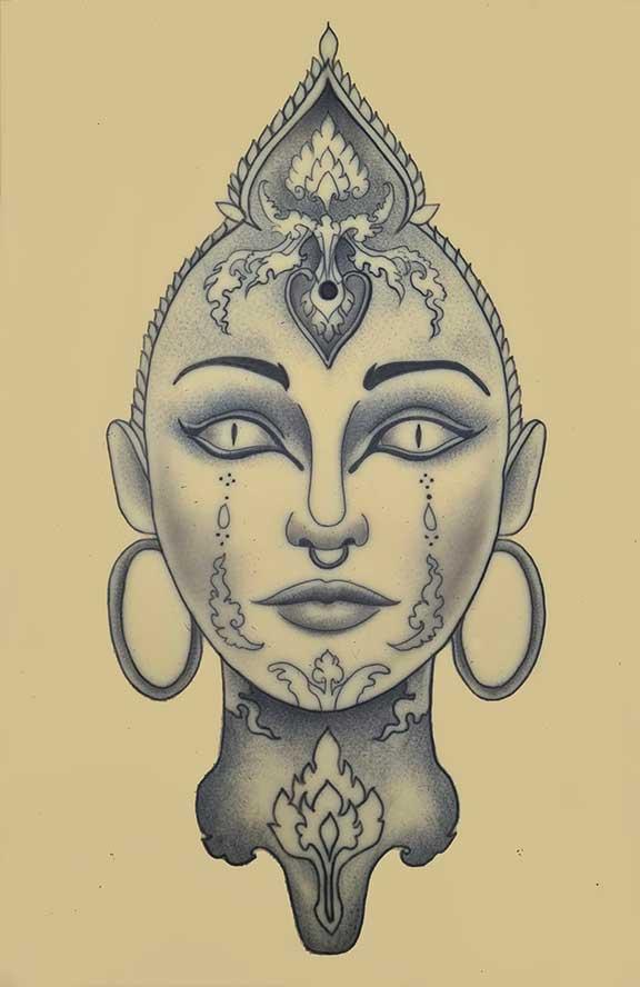 Mandala-women