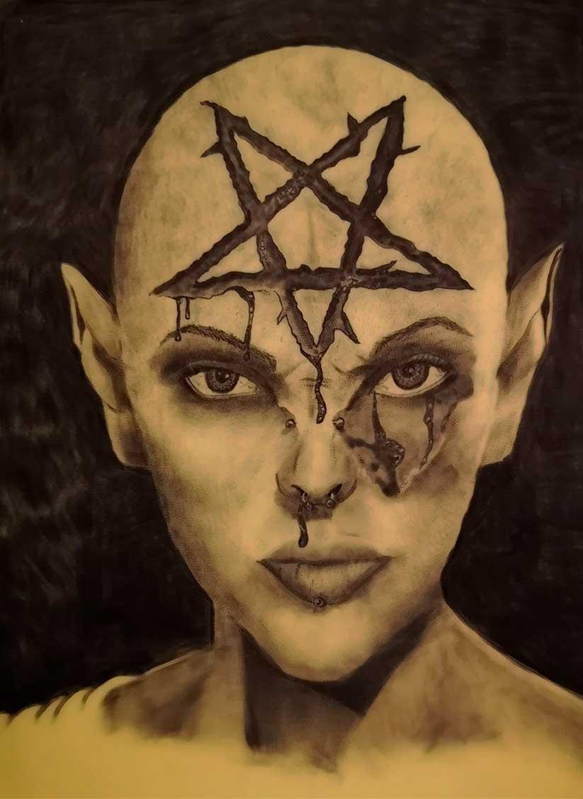 Women-satan